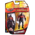 Фигурка Дэдшот (Deadshot) DC Comics Multiverse 4""