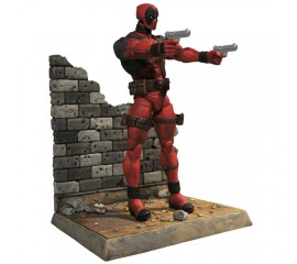 Фигурка Diamond Select Toys Marvel Select: Deadpool