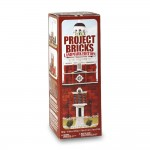 Конструктор FloraCraft Styrofoam Kit 285 Piece Project Bricks Red