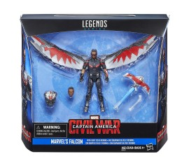Фигурка Marvel Legends Falcon (Сокол)