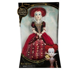 """Кукла Alice Through the Looking Glass 11.5"""" Deluxe Red Queen (Красная Королева)"""