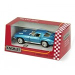 Corvette Sting Ray 1963 Kinsmart 1:36
