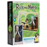 Конструктор McFarlane Rick & Morty Злые Рик и Морти